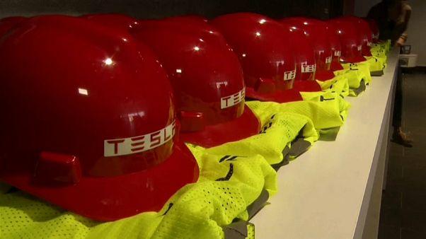 Tesla сокращает сотрудников