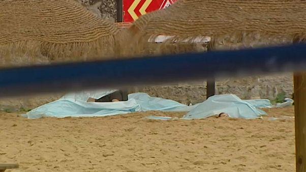 Dois turistas encontrados sem vida numa praia da Ericeira