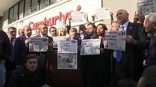 Giornalisti a rischio nei Balcani occidentali e in Turchia