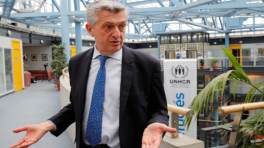 فيليبو غراندي المفوض السامي لشؤون اللاجئين بالأمم المتحدة