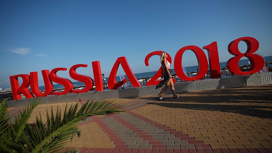 Letzte WM-Teams sind in Russland angekommen