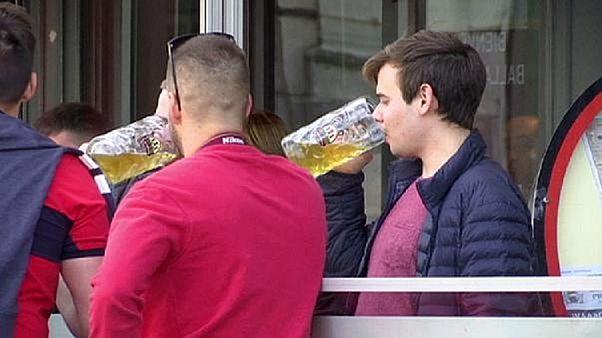 Arriva la Brexit da bere