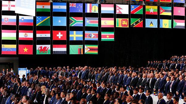 Все участники в сборе