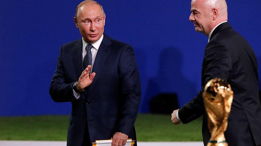 A Putin no le gusta el fútbol