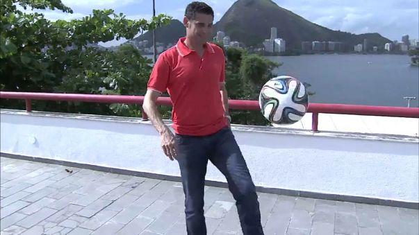 Hierro sustituye a Lopetegui en la selección española de fútbol