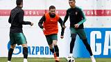 Bernardo garante que também Ronaldo só está focado no Mundial