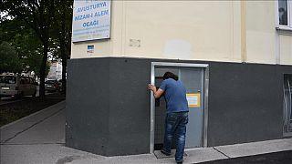 Avusturya'da kapatılan Türk camisi yeniden açıldı