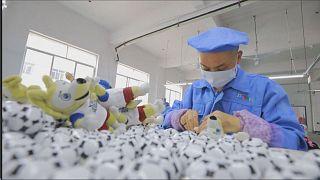 Sibirya kurdunun ilham verdiği Dünya Kupası maskotlarına yoğun ilgi