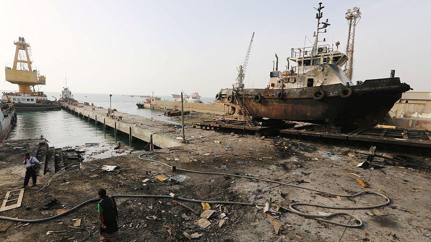 Symbolfoto: Hafen von Hudaida