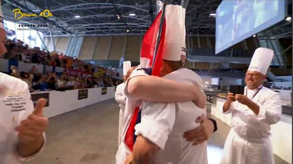 Bocuse d'Or Europa, vince la Norvegia