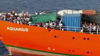Aquarius: deepening EU's political fault lines