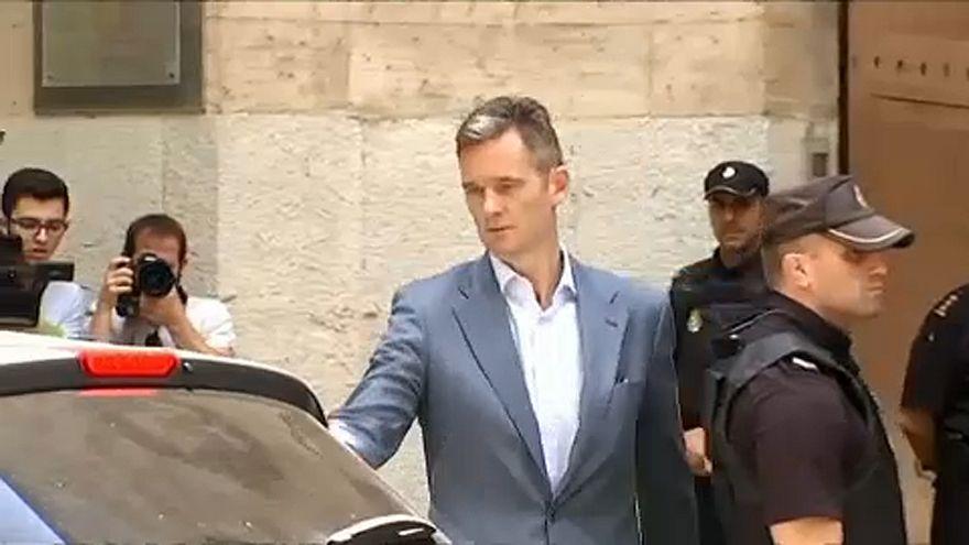 Börtönt kapott jogerősen is a spanyol király sógora