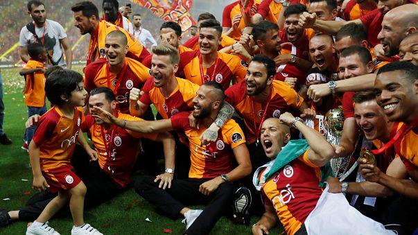 UEFA'dan Galatasaray'a 6 milyon euro ceza