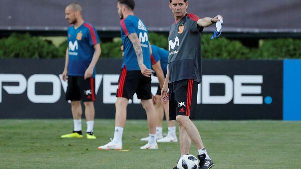 """Fernando Hierro: """"Aufgabe mit Mut angehen"""""""