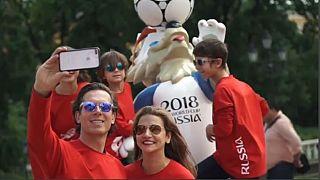 Russia 2018: in arrivo i primi tifosi