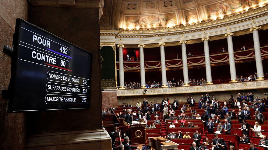 France : les députés valident la réforme de la SNCF