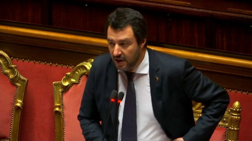 Aquarius: Salvini responde às críticas de Macron