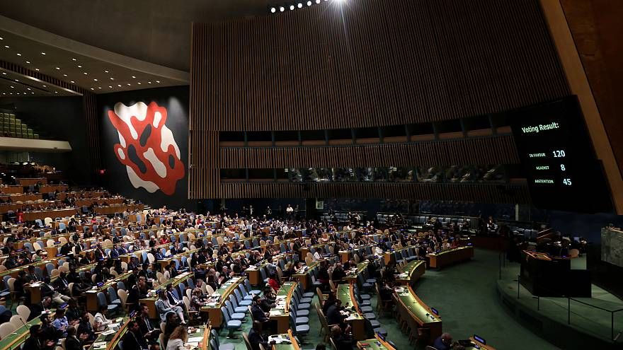 BM İsrail'i kınadı