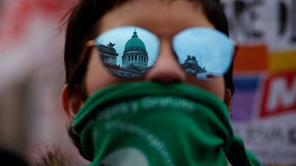 Avortement : vote historique en Argentine