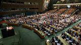 Az ENSZ Közgyűlése elítélte Izraelt a palesztinok miatt