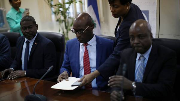 Haiti's government bans Oxfam