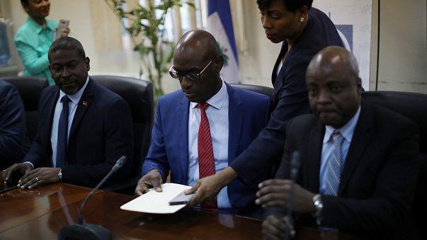 Haiti's government bans Oxfam