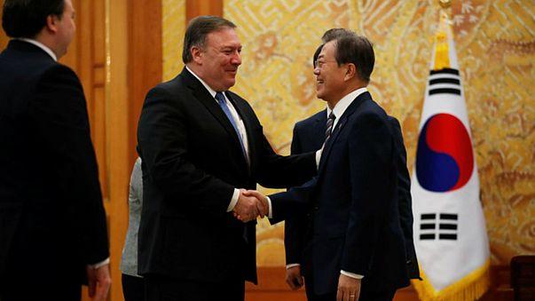 بومبيو : لن تُرفع العقوبات عن بيونغ يانغ قبل نزع سلاحها النووي بالكامل