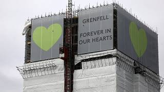 Torre Grenfell, reproches y preguntas un año después del devastador incendio