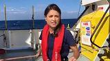Viharos széllel küzd az Aquarius mentőhajó