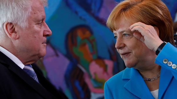 Merkel's call for EU unity on migration hits trouble over internal feud