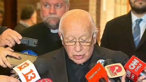 Unexpected raids on offices of Catholic Church in Chile