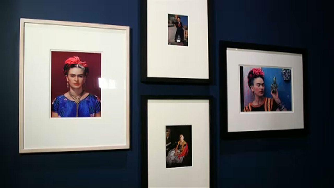 Különleges Frida Kahlo-kiállítás Londonban