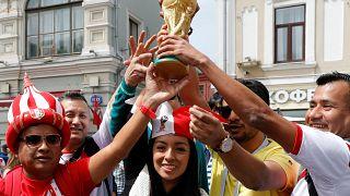 Mondial 2018 : toute la planète est à Moscou