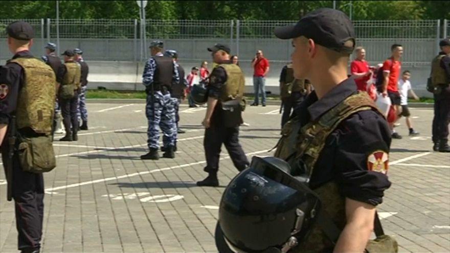 Rusia se blinda para el Mundial 2018
