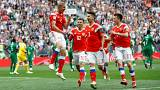 كأس العالم 2018: روسيا تكتسح السعودية بخماسية نظيفة