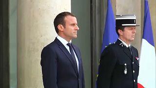 Mégis lesz Macron-Conte találkozó
