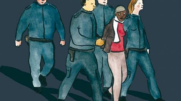 بلژیک؛ موفقیت یک کتاب مصور نوشته یک زن زندانی