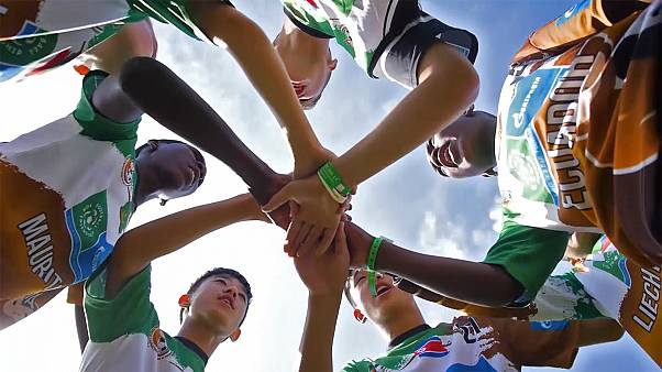 Football for Friendship : la Coupe du Monde des enfants
