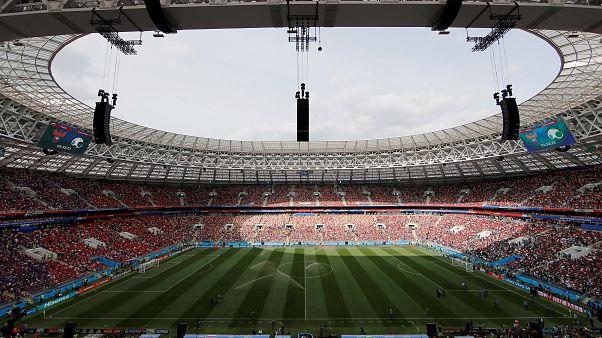 Ceremonia de apertura del Mundial 2018 en Rusia en imágenes