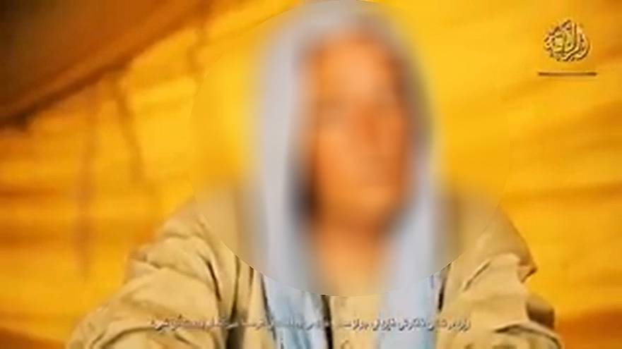 Nouvelle vidéo de Sophie Pétronin, otage française au Mali