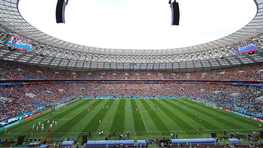Dünya Kupası heyecanı Rusya-Suudi Arabistan maçıyla başladı