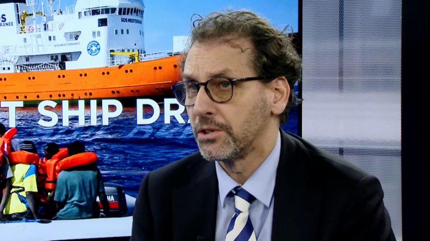 """Ambrosi (IOM): """"Migrazioni, manca una governance comune europea"""""""
