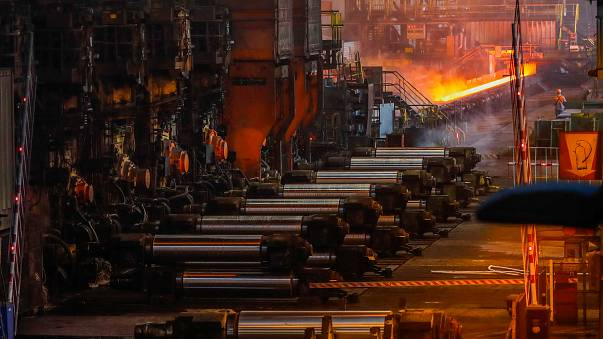 إجماع أوروبي على دعم إجراءات مضادة للرسوم الجمركية الأمريكية على الحديد والصلب