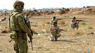 Australian soldiers fly Nazi swastika flag in Afghanistan