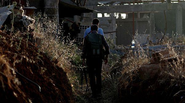 نظامیان تحت حمایت ترکیه در عفرین، اموال غیرنظامیان را غارت کردهاند
