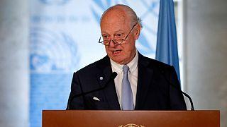 UN Syria envoy de Mistura