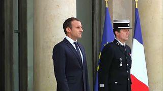 Macron recebe Conte apesar de tensões sobre crise migratória