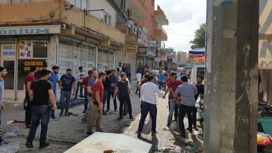 AK Parti seçim çalışmasında silahlı kavga: 3 ölü