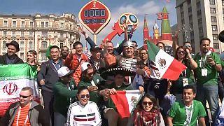 La pasión por el fútbol conquista Rusia