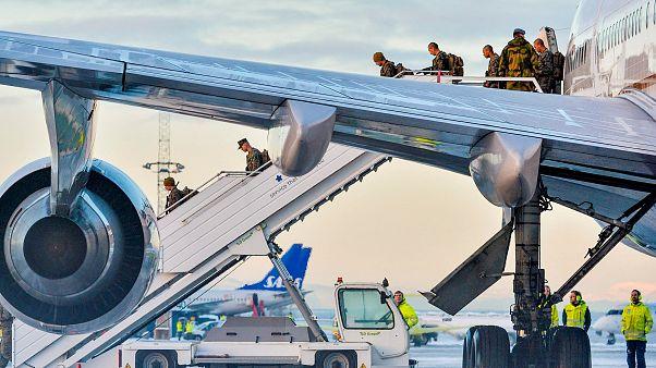 واکنش تند روسیه به درخواست نظامی نروژ از آمریکا